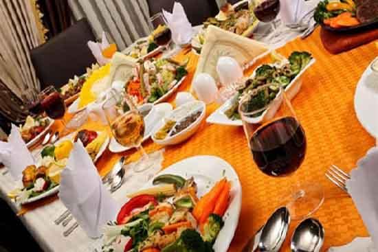 رستوران شاندیز کاشان