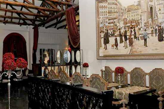 رستوران سیلوانا