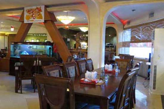رستوران خانه اسپاگتی غذا